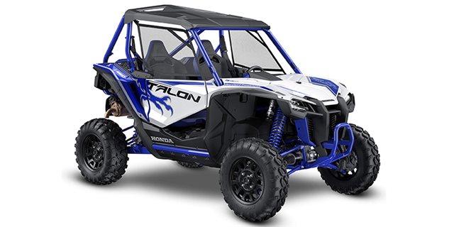 2021 Honda SXS10S2XDLM 1000X FOX Live Valve at Clawson Motorsports