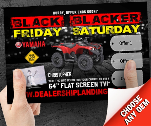 Black Friday, Blacker Saturday  at PSM Marketing - Peachtree City, GA 30269