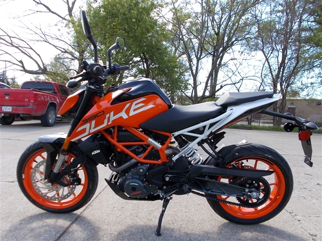 2019 KTM Duke 390 at Nishna Valley Cycle, Atlantic, IA 50022