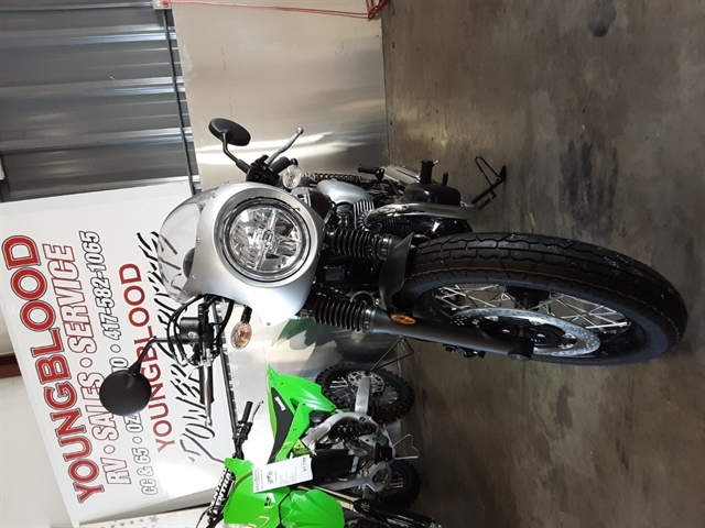 2019 Kawasaki W800 Cafe at Youngblood RV & Powersports Springfield Missouri - Ozark MO