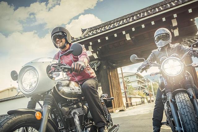 2019 Kawasaki W800 Cafe at Youngblood RV & Powersports Springfield Missouri - Ozark MO