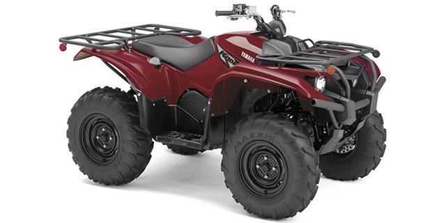 2020 Yamaha Kodiak 700 at Wild West Motoplex