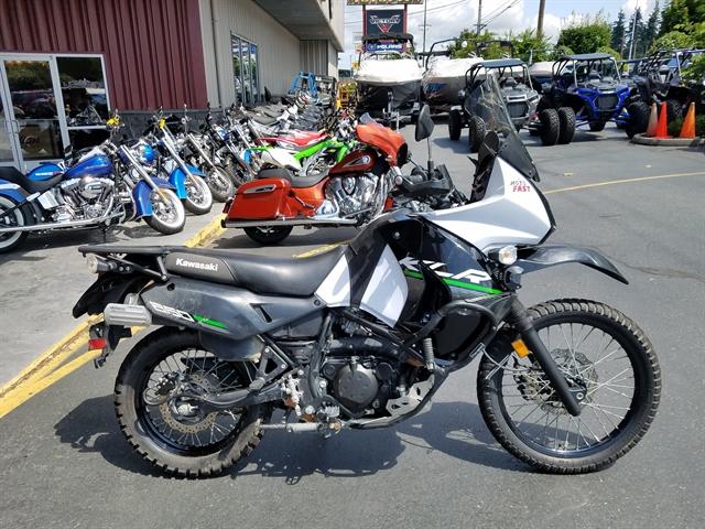 2015 Kawasaki KLR 650 at Lynnwood Motoplex, Lynnwood, WA 98037