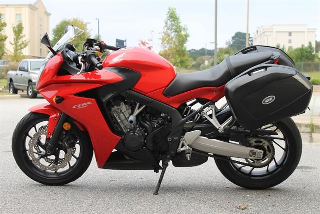 2014 Honda CBR 650F at Extreme Powersports Inc