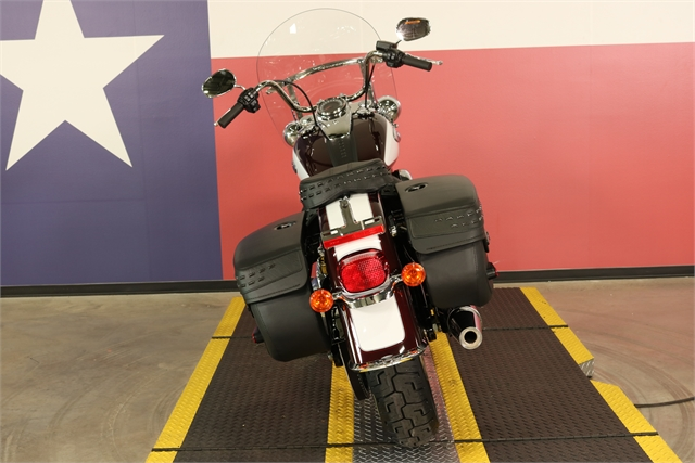 2021 Harley-Davidson Touring FLHCS Heritage Classic 114 at Texas Harley