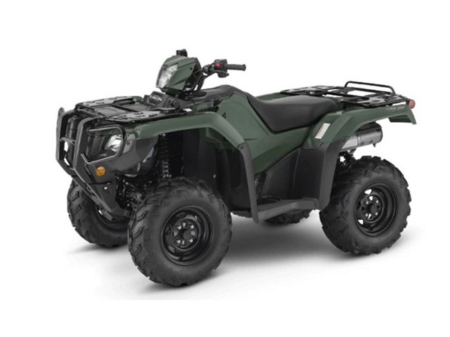 2021 Honda FourTrax Foreman Rubicon 4x4 Automatic DCT at Friendly Powersports Slidell