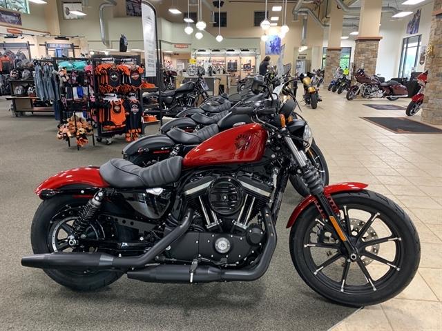 2019 Harley-Davidson Sportster Iron 883™ at Destination Harley-Davidson®, Silverdale, WA 98383