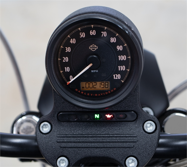 2015 Harley-Davidson Sportster Iron 883 at Mike Bruno's Northshore Harley-Davidson