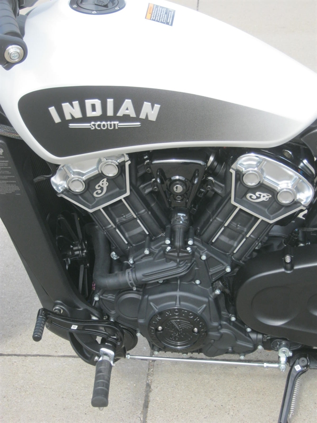 2020 Indian Motorcycle Scout Bobber ABS at Brenny's Motorcycle Clinic, Bettendorf, IA 52722
