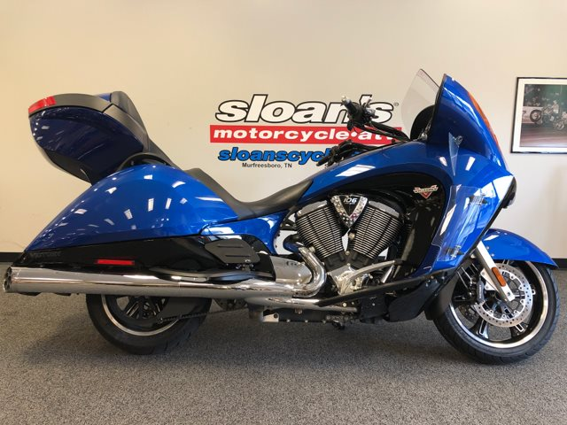 2016 Victory Vision Base at Sloan's Motorcycle, Murfreesboro, TN, 37129