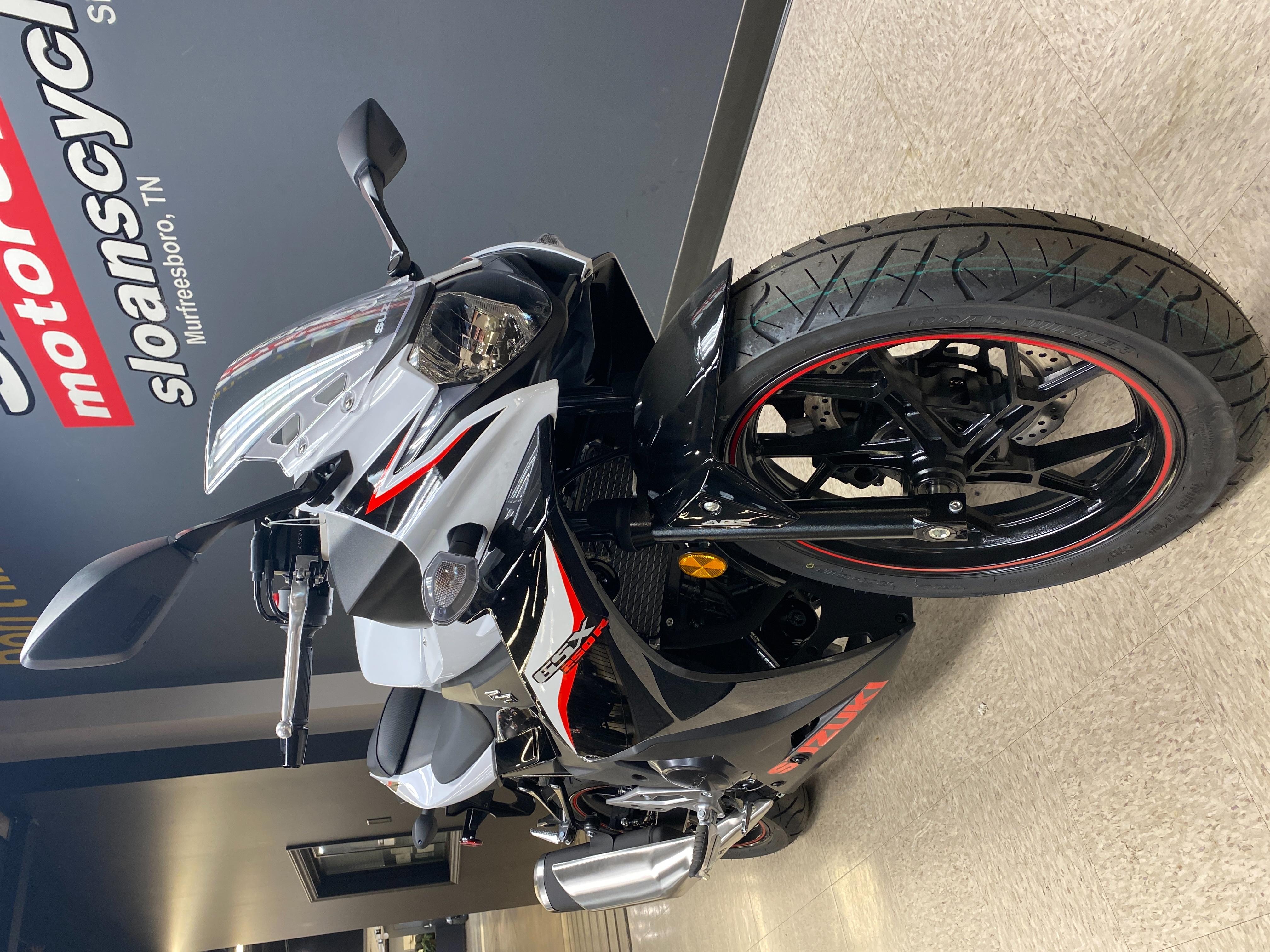 2021 Suzuki GSX 250R ABS at Sloans Motorcycle ATV, Murfreesboro, TN, 37129