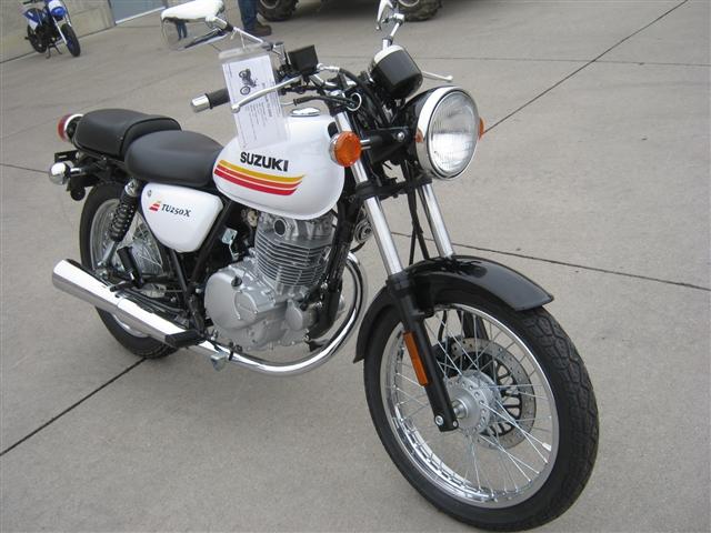 2019 Suzuki TU 250X at Brenny's Motorcycle Clinic, Bettendorf, IA 52722