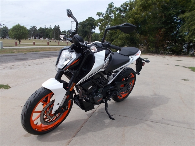 2020 KTM 200 Duke at Nishna Valley Cycle, Atlantic, IA 50022