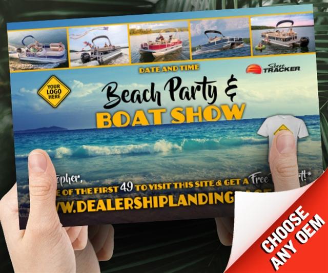 Beach Party Powersports at PSM Marketing - Peachtree City, GA 30269