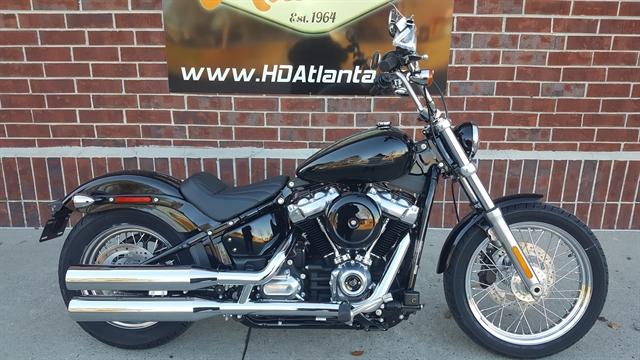 2021 Harley-Davidson Cruiser FXST Softail Standard at Harley-Davidson® of Atlanta, Lithia Springs, GA 30122