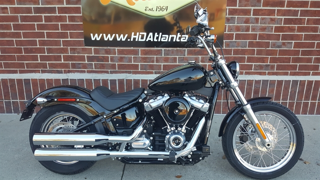 2021 Harley-Davidson Cruiser FXST Softail Standard at Harley-Davidson® of Atlanta, Lithia Springs, GA 30122