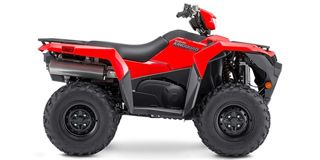 2019 Suzuki KingQuad 500 AXi at Hebeler Sales & Service, Lockport, NY 14094