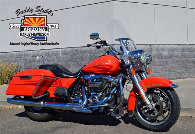 2017 Harley-Davidson Road King Base at Buddy Stubbs Arizona Harley-Davidson