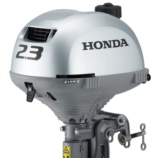 2020 Honda Outboard BF2LCHA at Kodiak Powersports & Marine