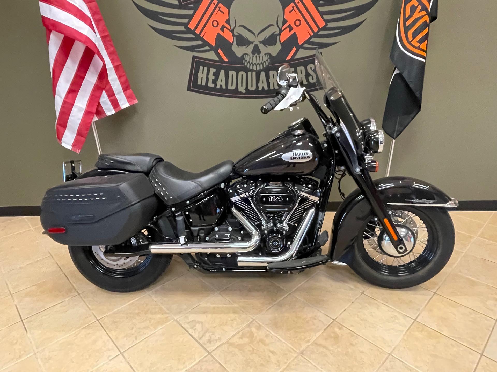 2021 Harley-Davidson Cruiser Heritage Classic S at Loess Hills Harley-Davidson