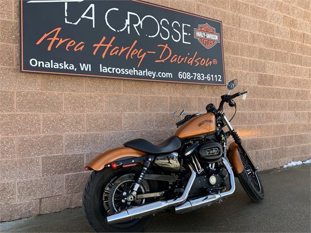 2014 Harley-Davidson Sportster Iron 883 at La Crosse Area Harley-Davidson, Onalaska, WI 54650