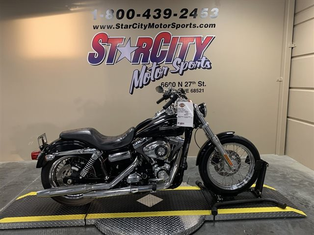 2013 Harley-Davidson FXDC - Dyna  Super Glide  Custom Super Glide Custom at Star City Motor Sports