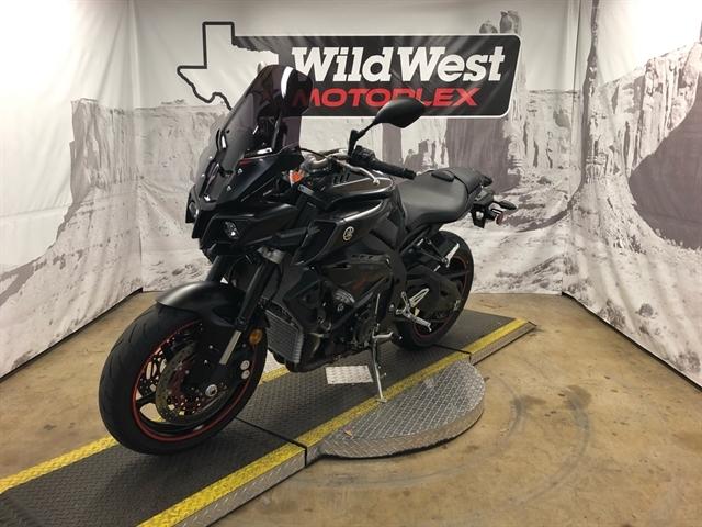 2017 Yamaha FZ 10 at Wild West Motoplex