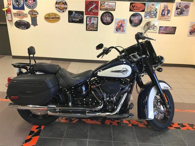 2019 Harley-Davidson Softail Heritage Classic 114 at High Plains Harley-Davidson, Clovis, NM 88101