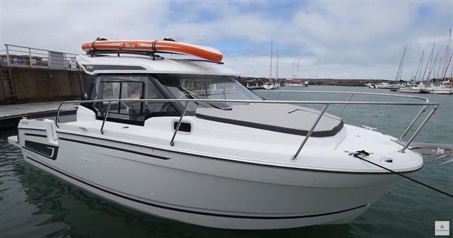 2022 Jeanneau NC795 Series 2 at Baywood Marina