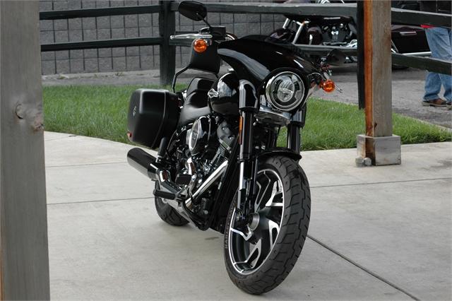 2019 Harley-Davidson FLSB at Outlaw Harley-Davidson