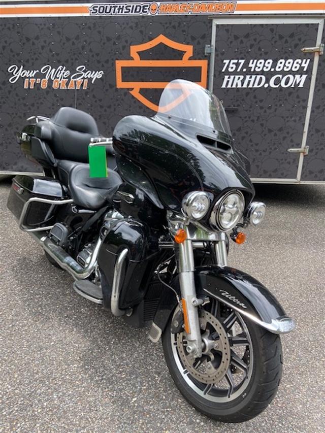 2018 Harley-Davidson Electra Glide Ultra Classic at Hampton Roads Harley-Davidson