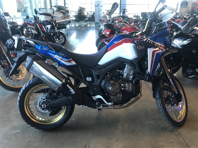 2019 Honda Africa Twin DCT at Kent Powersports of Austin, Kyle, TX 78640