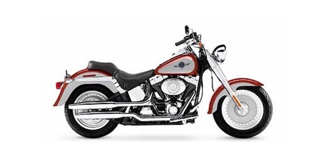 2005 Harley-Davidson Softail Fat Boy at Arkport Cycles