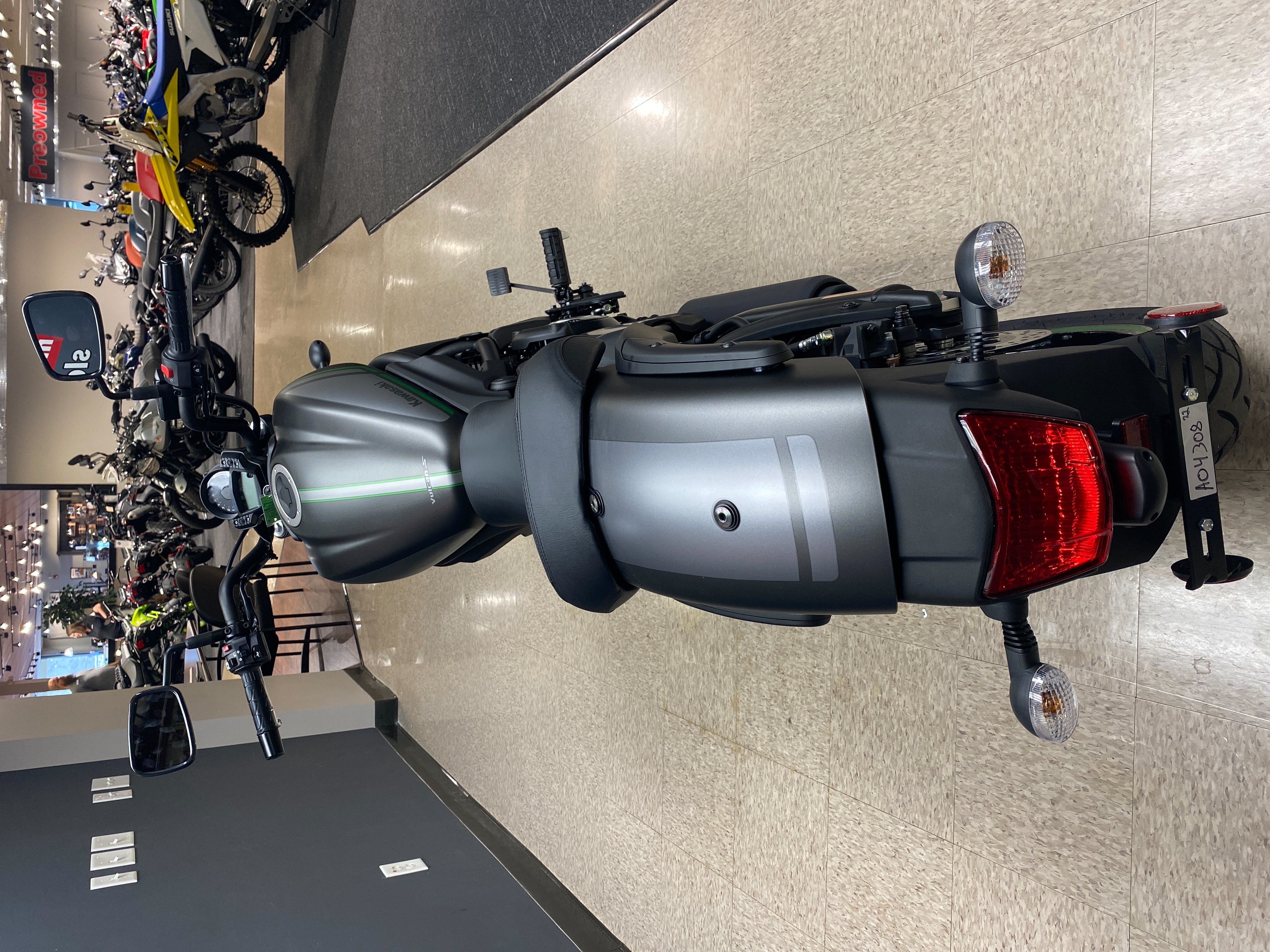 2022 Kawasaki Vulcan S Base at Sloans Motorcycle ATV, Murfreesboro, TN, 37129