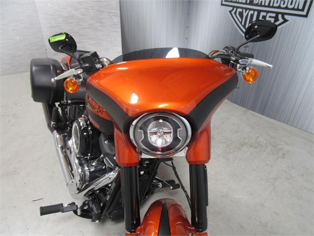 2019 Harley-Davidson Softail Sport Glide at Suburban Motors Harley-Davidson