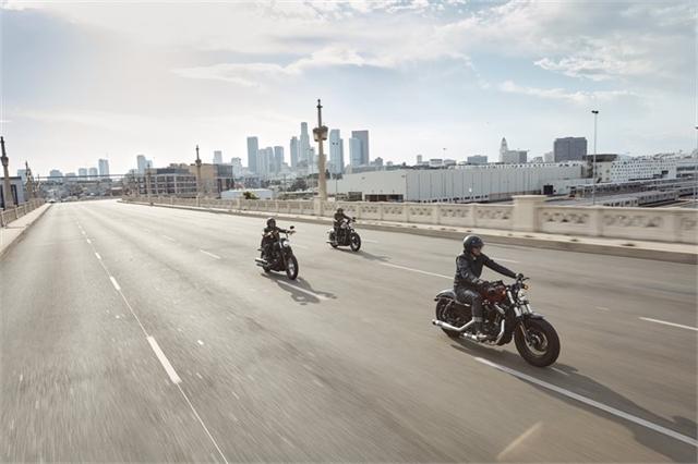 2020 Harley-Davidson Softail Street Bob at Williams Harley-Davidson