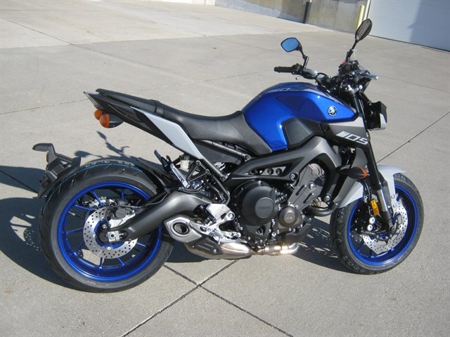 2020 Yamaha MT09 09 at Brenny's Motorcycle Clinic, Bettendorf, IA 52722