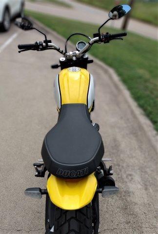 2020 Ducati Scrambler Icon at Eurosport Cycle