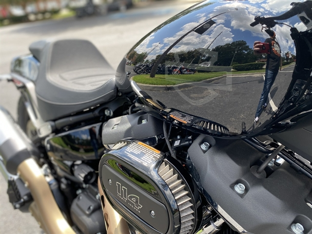 2019 Harley-Davidson Softail Fat Bob 114 at Southside Harley-Davidson