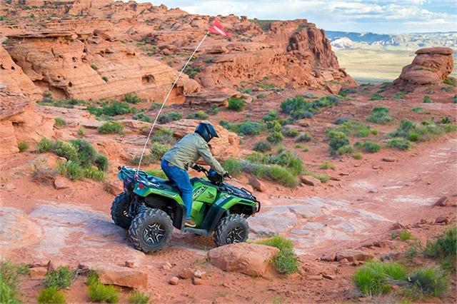 2021 Honda FourTrax Foreman Rubicon 4x4 Automatic DCT EPS at ATV Zone, LLC
