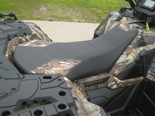 2019 Polaris 850 Sportsman Camo at Brenny's Motorcycle Clinic, Bettendorf, IA 52722