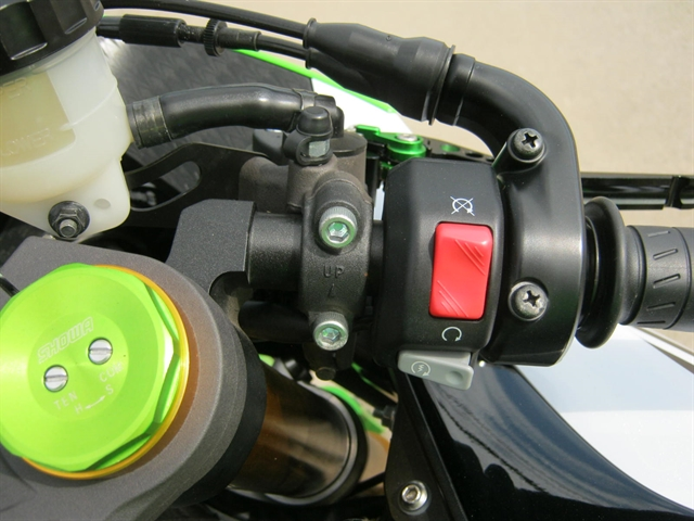 2015 Kawasaki ZX-6R 636 ABS at Brenny's Motorcycle Clinic, Bettendorf, IA 52722