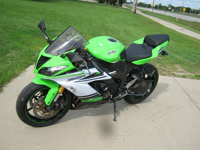 2015 Kawasaki ZX-6R 636 ABS at Brenny's Motorcycle Clinic, Bettendorf, IA 52722