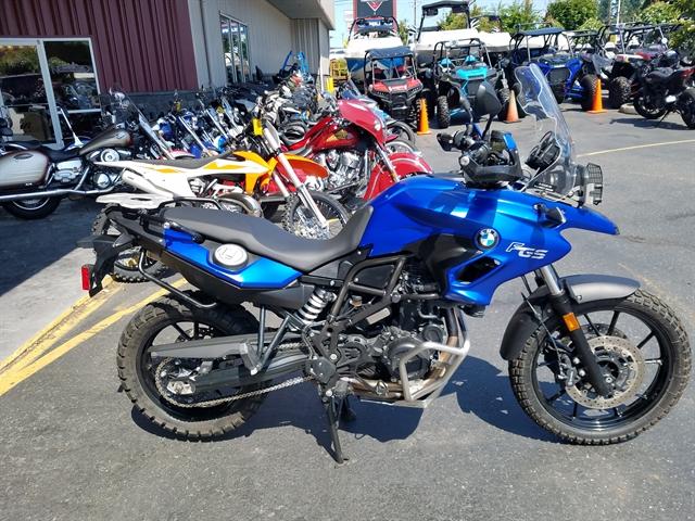 2015 BMW F700 GS 700 GS at Lynnwood Motoplex, Lynnwood, WA 98037