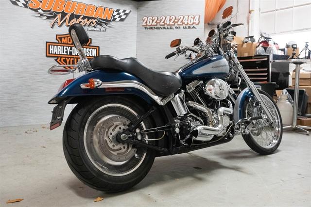 2000 Harley-Davidson FXSTD at Suburban Motors Harley-Davidson