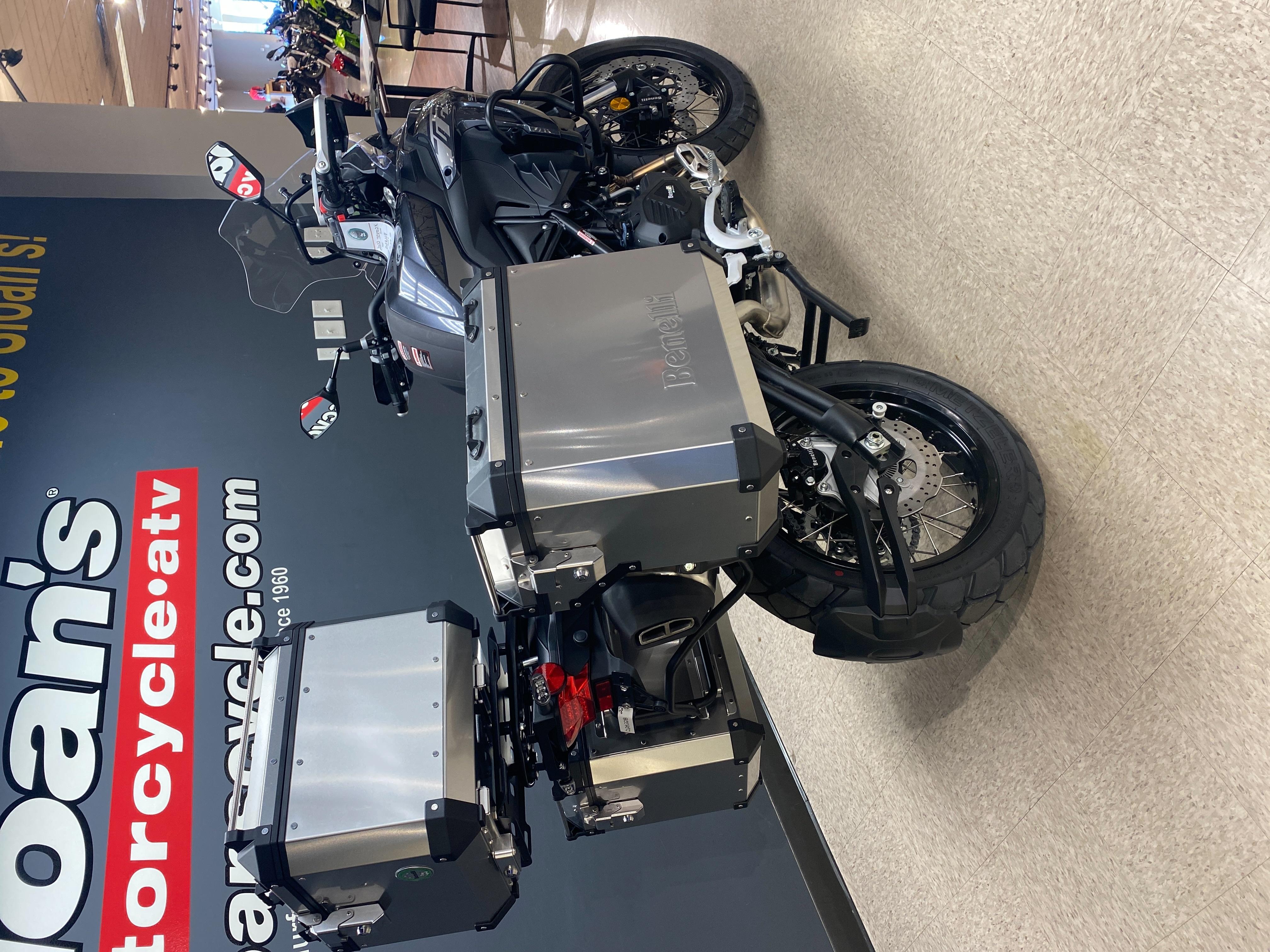 2022 Benelli TRK 502 X at Sloans Motorcycle ATV, Murfreesboro, TN, 37129