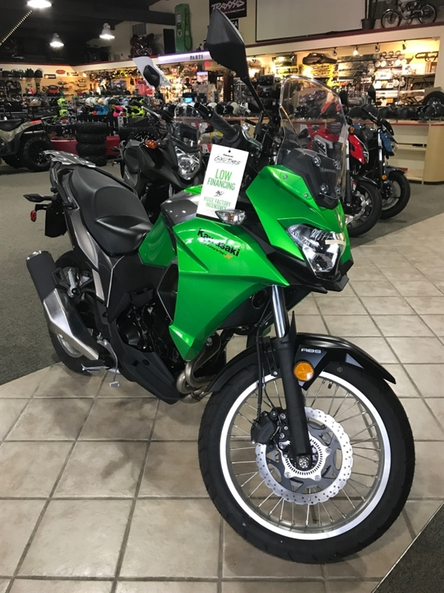 2017 Kawasaki Versys-X 300 ABS 300 ABS at Dale's Fun Center, Victoria, TX 77904
