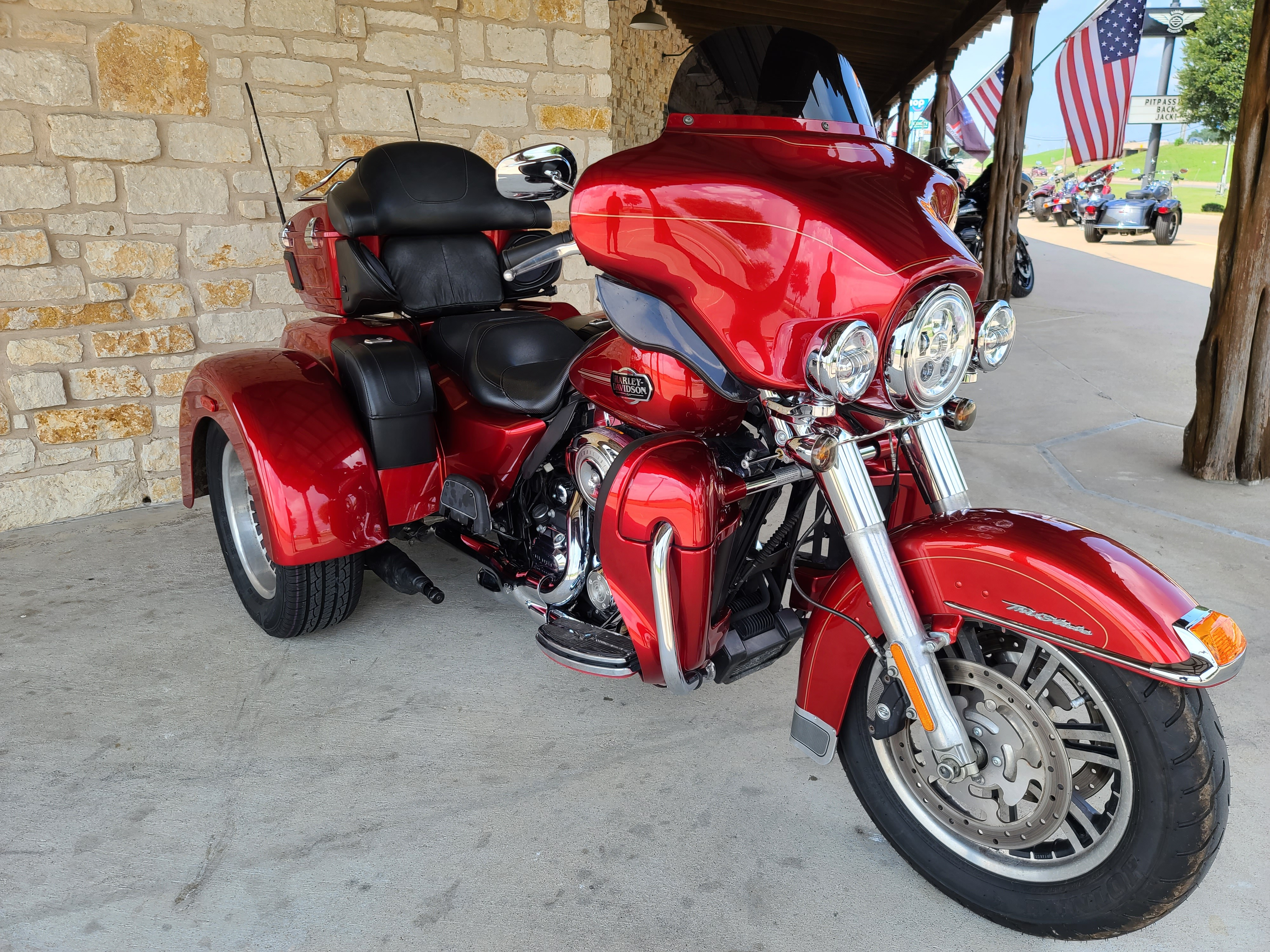2013 Harley-Davidson Trike Tri Glide Ultra Classic at Harley-Davidson of Waco