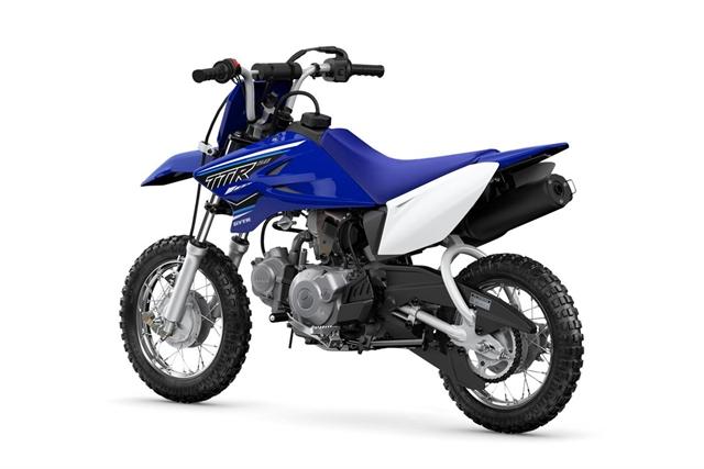 2021 Yamaha TT-R 50E at Lynnwood Motoplex, Lynnwood, WA 98037
