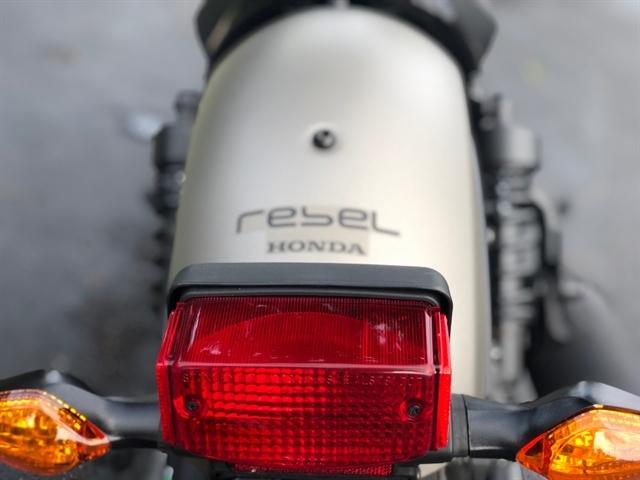 2018 Honda Rebel 300 ABS at Tampa Triumph, Tampa, FL 33614